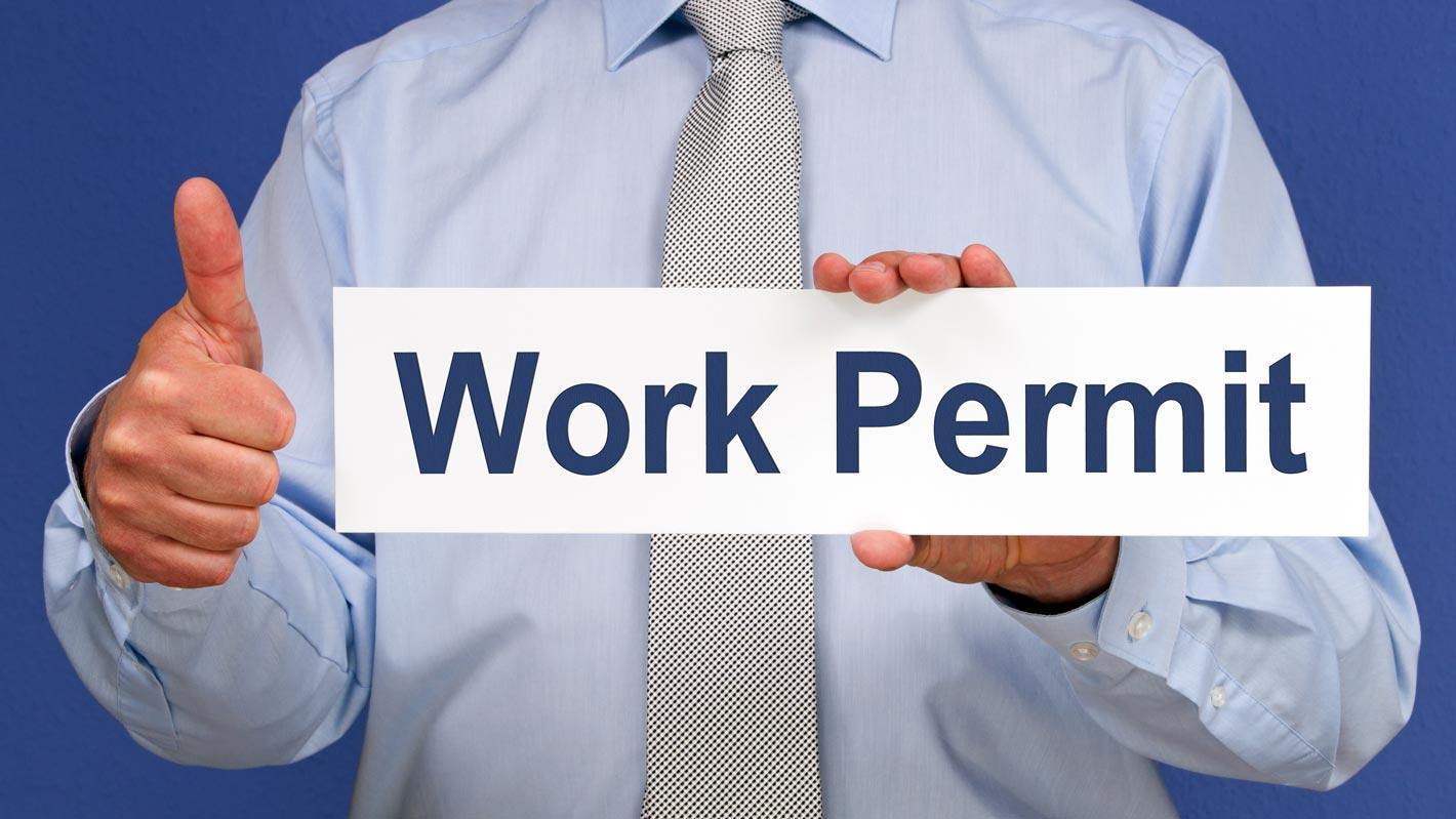 WORKING OUT YOUR WORK PERMIT