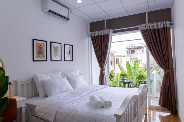 Serviced Apartments In District 3 Ho Chi Minh 1
