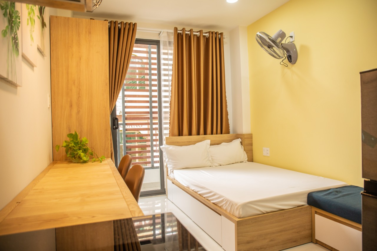 Building a serviced apartment in Ho Chi Minh City 3